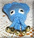 Squid Cat Toy